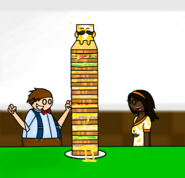 Flipline tower of grilled cheese by 763lilypadpandaowl-d8wp5t8