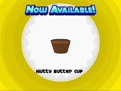 Nutter Butter cup