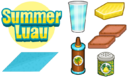 Summer Luau-Ingredients-Sushiria