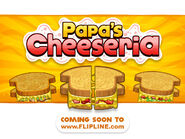 Cheeseria revealed