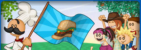 Burger day!