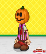 James halloween