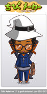 Vincent Chibi Style B