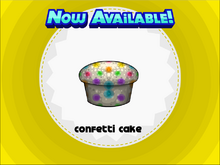 Papa's Cupcakeria - Confetti Cake