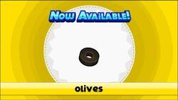 Unlocking olives