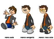 Evolution of timm