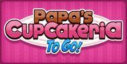 Papas cupcakeria to go arcade