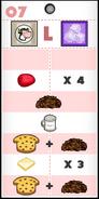 Xandra's Pancakeria Order