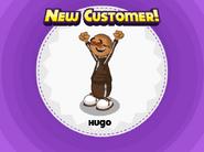 Hugo in Papa's Pastaria