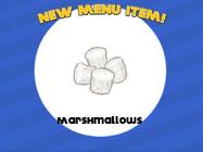 Papa's Freezeria - Marshmallows