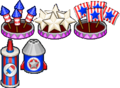 Starlight jubilee toppings