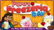 FreezeriaTo Go! App Icon on Flipline's Homepage