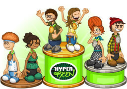 Hypergreen winners