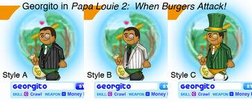 When Burgers Attack! - Georgito