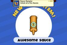 Unlocking awesome sauce