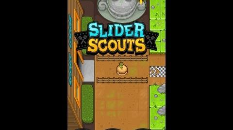 Slider Scouts Game Trailer-0