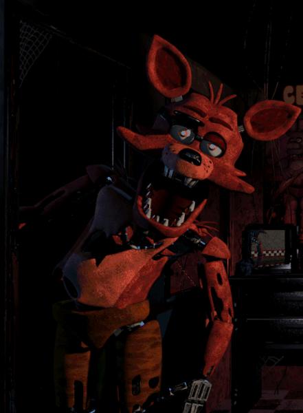 Foxy the pirate fox flipnote studio 3d universe wiki fandom