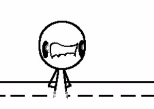 Flipnote Hatena I Walk a Lonely Road The Author Side Sudomemo YouTube