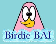 Birdie BAI Flipnote Hatena Studio Nintendo Icon Logo TeenChat The Author Side Mr O Mr. O'Strich Tee Kiwi T-Kiwi Character Cute Funny Songbird Pink BirdieBAI Weebly Mixxt Tumblr YouTube Google Plus