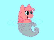 166 - artist-fluffsplosion sea fluffy
