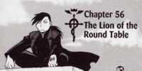Chapter 56: The Lion of the Round Table