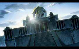 Xerxes castle