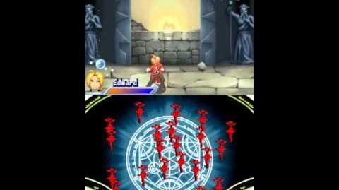 (DS) Fullmetal Alchemist - Dual Sympathy Gameplay
