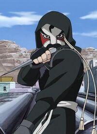 LanFan masked