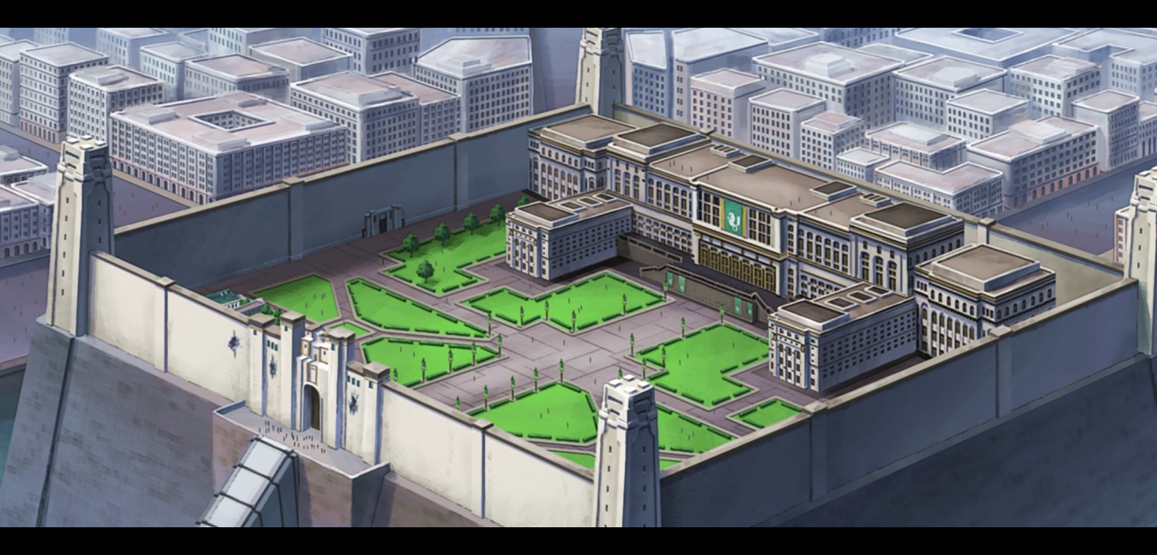 Central Command | Full Metal Alchemist | Fandom powered by ...