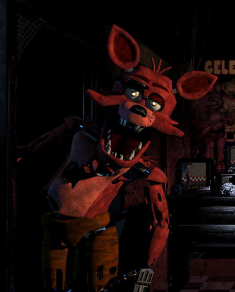 Obd wiki character profile foxy five nights at freddy s