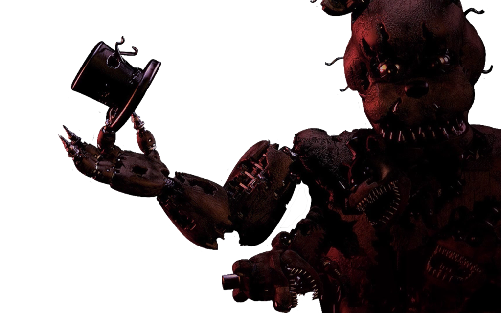 Image - Nightmare freddy face.png | FNAF: Why are we still here ...