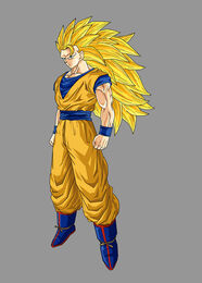 SS3 Goku 3 by dbzataricommunity