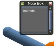 NoteMode LeftClick