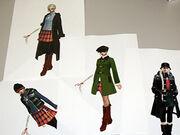 Costumes Ellen