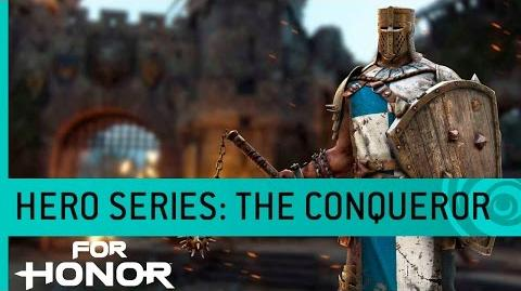 Video for honor trailer the conqueror knight gameplay hero series 6 us for honor wiki - When is for honor season 6 ...