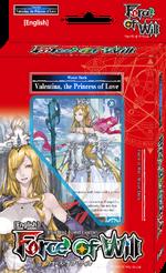 Valentina, the Princess of Love deck