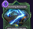 Stunning Bounces