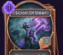 Scroll Of Steel