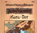 Kara-Tur Trail Map