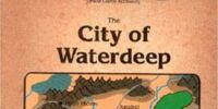 The City of Waterdeep Trail Map