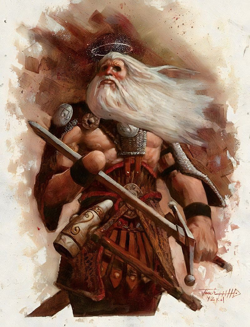 Tyr | Forgotten Realms Wiki | Fandom powered by Wikia
