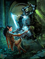 Ecology of the death knight - 4e - Dragon 360 - Marc Sasso.jpg