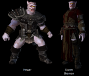Neverwinter MMO - Creature - Cyclops (Hewer - Storm Shaman)