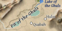 Lake of the Ghuls