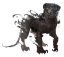 Shadow mastiff