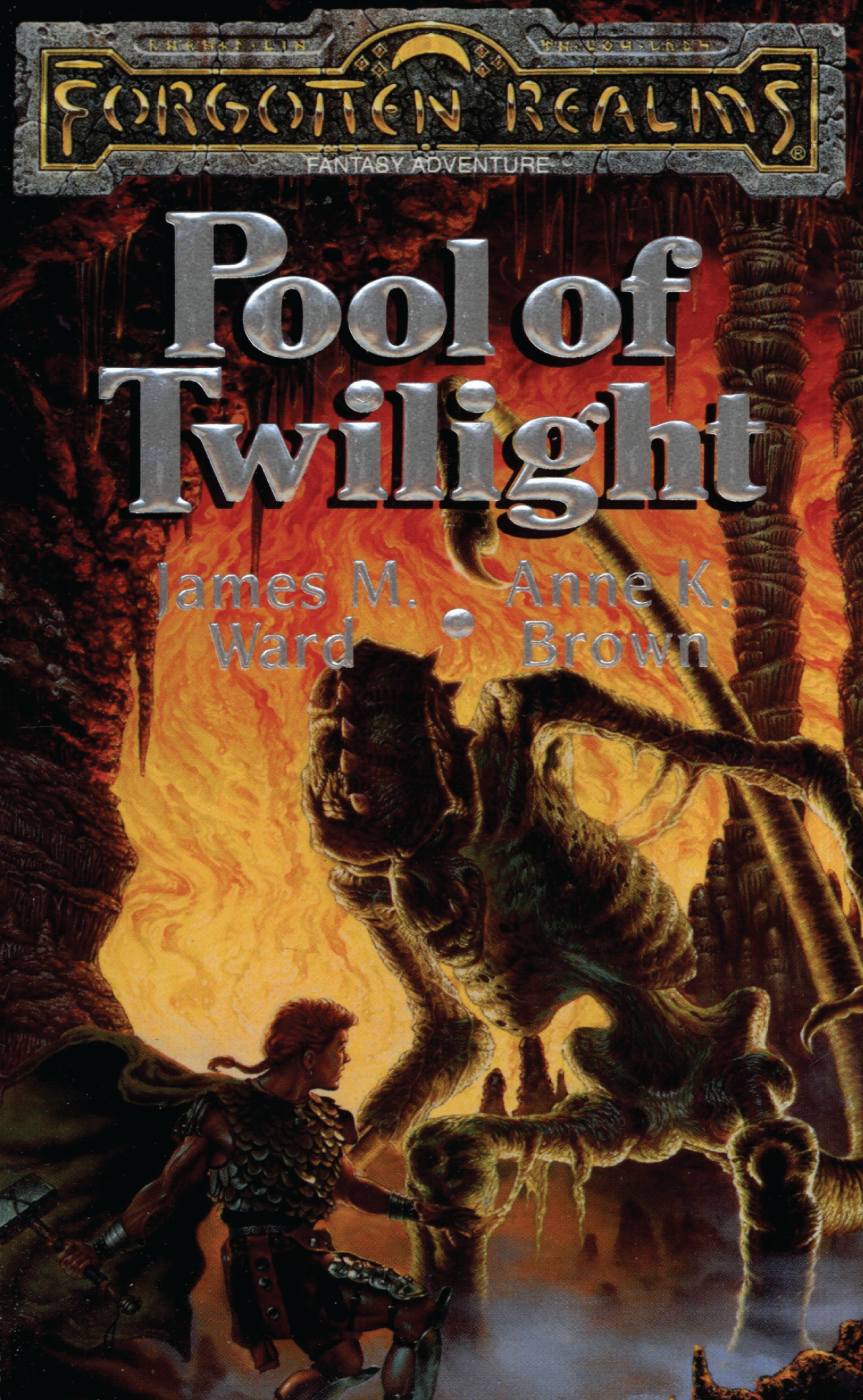 Pool of Twilight Forgotten Realms, Book No 3