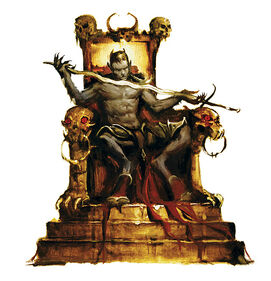 Graz'zt - The Forgotten Realms Wiki - Books, races, classes, and more