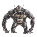 Monstrous Manual 2e - Umber Hulk - p352.png