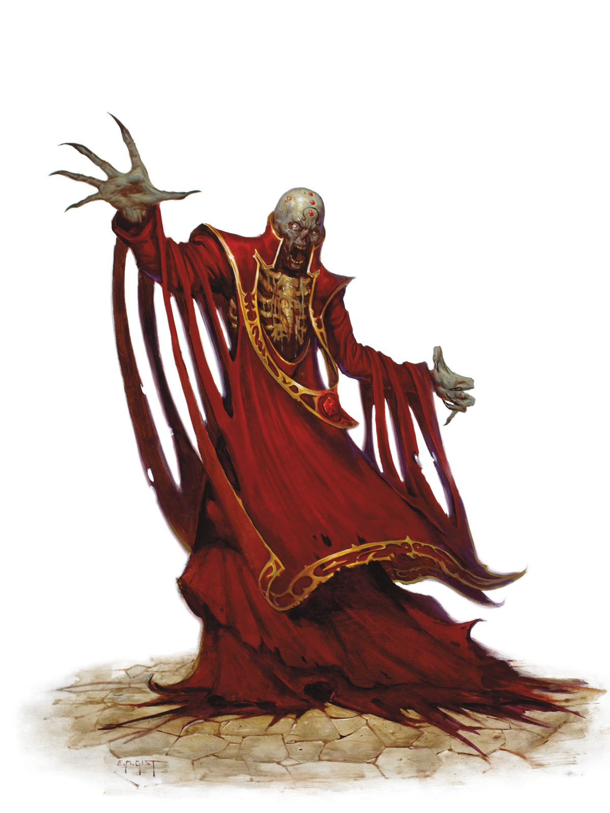 Image result for lich d&d