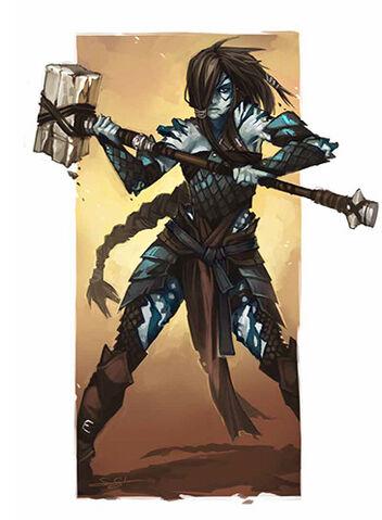 File:Goliath gladiator Sarah Stone.jpg
